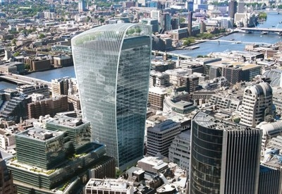 The 'Walkie Talkie'